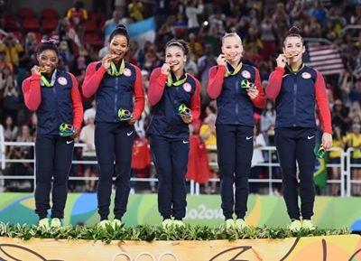 Ginnastica, Olimpiadi 2016 – Gli USA planano sull'oro! Final Five Campionesse: bis Douglas e Raisman, Biles alla prima. Russia d'argento, Mao letale per la Cina