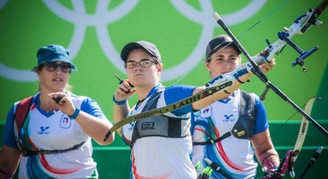Tiro con l'arco, Olimpiadi Rio 2016: Italia in semifinale! Battuta la Cina all'ultimo respiro