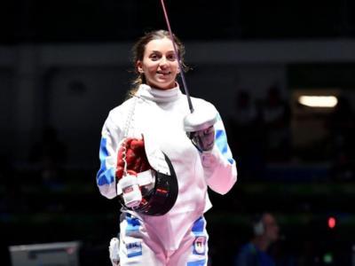 FOTO Rossella Fiamingo, l'irresistibile siciliana bi-campionessa del mondo di spada dalle curve mozzafiato