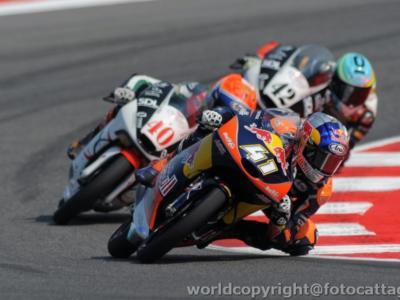 Motomondiale, GP Australia 2016: Brad Binder trionfa in Moto3, Thomas Luthi vittorioso in Moto2