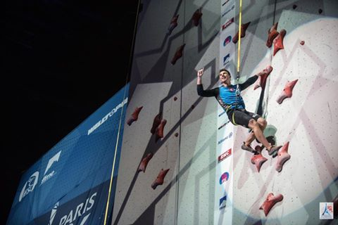 Arrampicata sportiva |  Europei 2020 |  Caulier e Rubtsov i migliori nelle qualifiche del boulder |  domani le medaglie