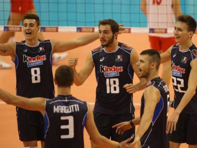 Volley maschile, Europei U20 2016 – L'Italia asfalta la Serbia: Sbertoli e Galassi giganti a muro, semifinali vicine