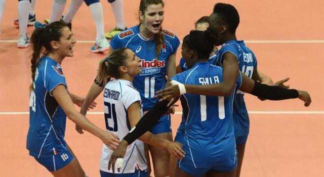 Volley femminile, Qualificazioni Mondiali 2018 – L'Italia parte alla grande: 3-0 rapido alla Bosnia, Folie ed Egonu sugli scudi