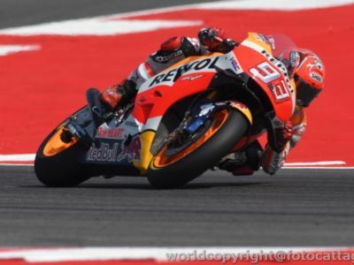 MotoGP, GP Aragon 2016: Marquez vuole chiudere il Campionato in casa. Valentino Rossi, per tenerlo in vita…