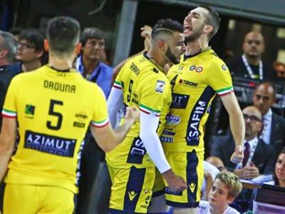 Volley, SuperLega 2016/2017 – Le pretendenti allo scudetto: Modena e Perugia favorite, Civitanova e Trento corazzate, Piacenza e Verona outsider