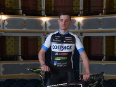 Ciclismo: Simone Consonni e Oliviero Troia passano con la TJ Sport