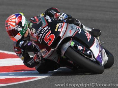 Moto2, GP Valencia 2016: Johann Zarco trionfa nell'ultimo round davanti a Thomas Luthi ed a Franco Morbidelli