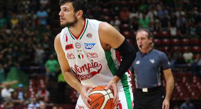 LIVE – Eurolega, Stella Rossa-Milano in DIRETTA: 83-70, l'Olimpia viene sconfitta