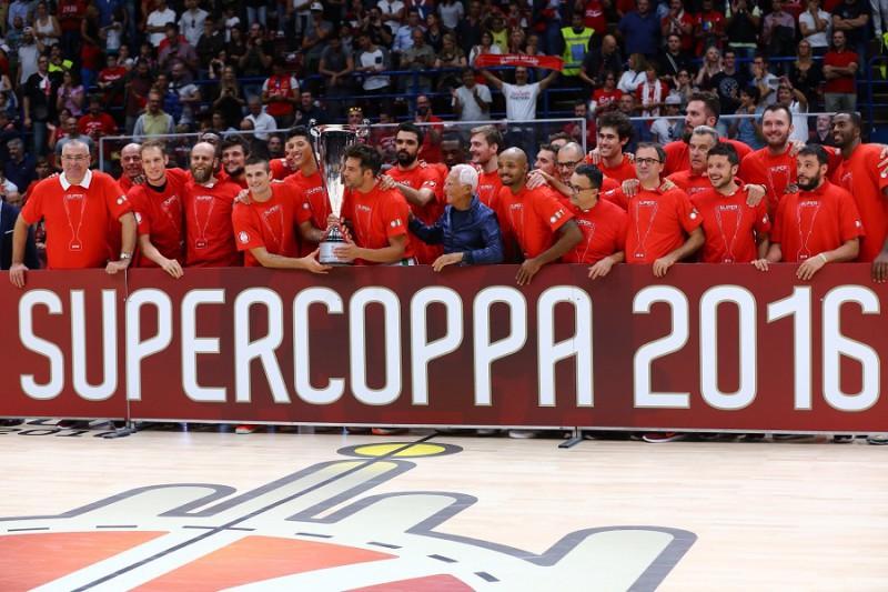Supercoppa: la Dinamo rimaneggiata contro Venezia per la semifinale