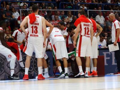 Basket, Eurolega 2016/2017: nell'inferno di Belgrado l'Olimpia Milano sfida la Stella Rossa