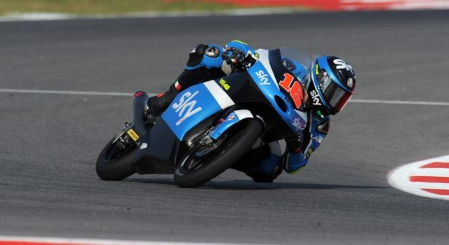"""Moto3, GP Spagna 2017 – Andrea Migno: """"Passo non male, ma mancava un pelino di velocità per giocarmi il podio"""". Fabio Di Giannantonio: """"Contento per il quinto posto in ottica Campionato"""""""