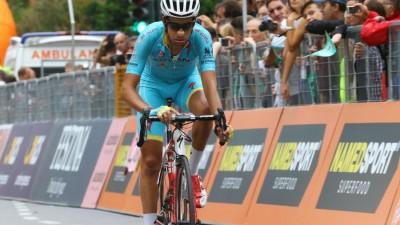 """Ciclismo, Fabio Aru: """"Mesi duri, tanta fatica, la maglia tricolore mi ripaga di tutto. Al Tour de France vi farò emozionare!"""