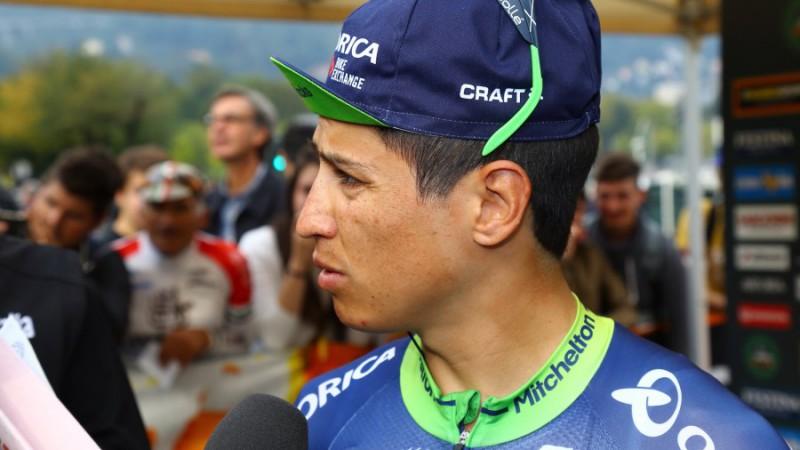 Vuelta a España 2017, Esteban Chaves è già l'unico anti-Froome?