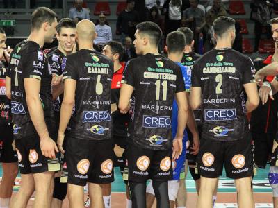 Volley, SuperLega – Quinta giornata: Civitanova si conferma in testa, Modena insegue, Perugia perde punti a Vibo