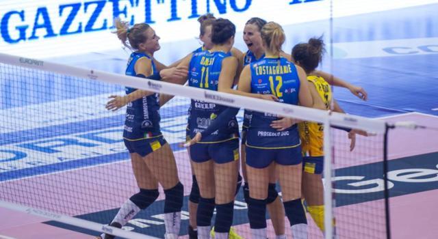 Volley femminile, Serie A1 – RECORD, la partita più lunga della storia: Conegliano e Scandicci da 148 minuti!