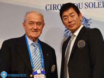 Ginnastica, Morinari Watabe Presidente della Federazione Internazionale! Succede a Bruno Grandi, l'Italia festeggia con Donatella Sacchi: numero 1 per l'artistica femminile