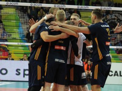 Volley, SuperLega – Sesta giornata: Verona batte Sora e rimane con le big. Partita da record tra Piacenza e Milano