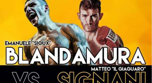 Boxe, Blandamura vs Signani per il titolo europeo dei pesi medi: programma, orario e TV
