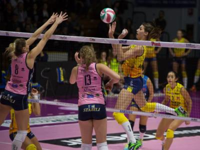 Volley femminile, Champions League – Super derby d'Italia: questa sera sfida da urlo tra Modena e Conegliano! Pomì e Busto in CEV Cup