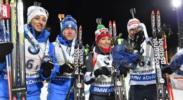 Biathlon, Coppa del Mondo 2016/2017: i convocati azzurri per Oberhof, assente Gontier che gareggerà in Ibu Cup