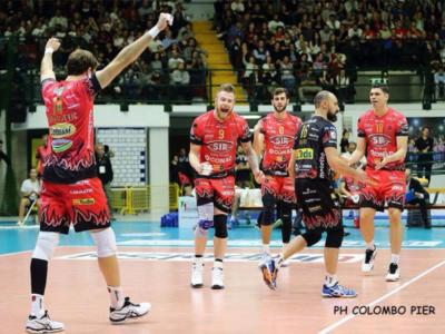 Volley, SuperLega – Playoff Scudetto, si riparte con gara3 delle semifinali: Civitanova e Trento favorite in casa, Modena e Perugia ci provano