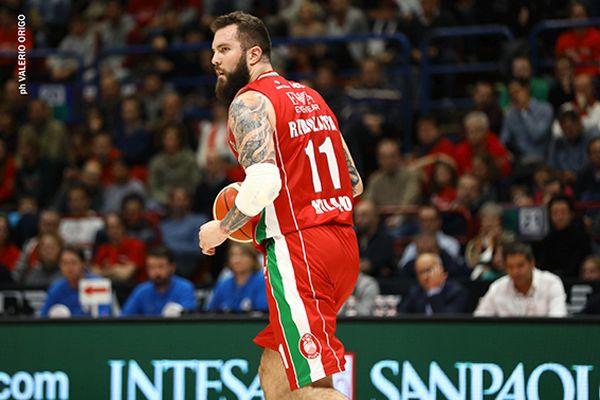 Basket Serie A, Milano che flop! Capo d'Orlando apre i playoff