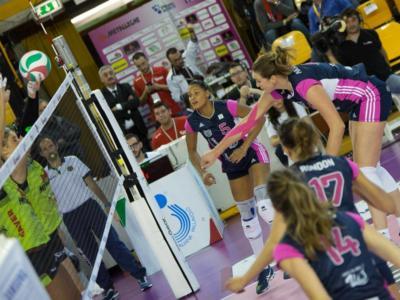 Volley femminile, Serie A1 – Scandicci spazza via il Club Italia nell'anticipo: al comando in attesa di Busto-Pomì