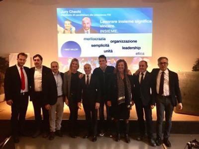 Ginnastica, Jury Chechi presenta la squadra per la rincorsa alla Presidenza: spiccano Igor Cassina e Fabrizia D'Ottavio!
