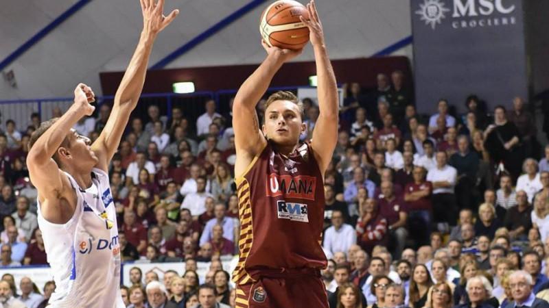 Basket, Semifinali Play-off Serie A 2017: Venezia comanda dall'inizio alla fine e pareggia i conti con Avellino