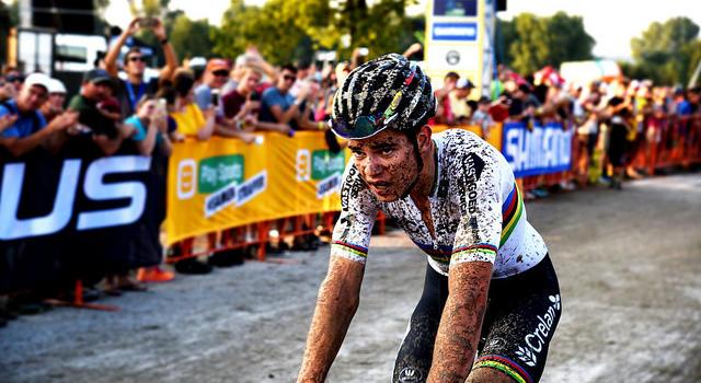 Ciclocross, Coppa del mondo 2017: Wout Van Aert domina a Heusden-Zolder, bene Eva Lechner tra le donne