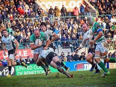 Rugby, l'ennesima stagione fallimentare di Zebre e Benetton Treviso: un movimento italiano sempre spettatore e mai protagonista
