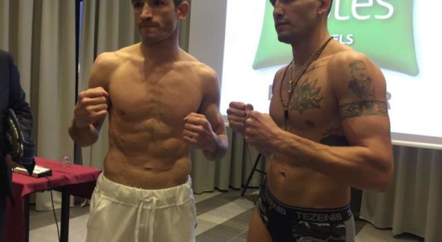 Boxe: stasera Blandamura e Signani per il titolo europeo dei medi. Il 17 dicembre ci prova anche Lancia
