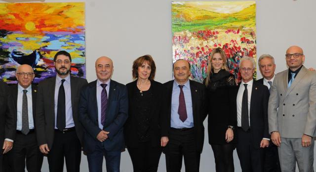 Ginnastica, Igor Cassina e Fabrizia D'Ottavio entrano in giunta. Eletto il nuovo Consiglio Federale: 8 uomini di Tecchi