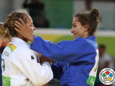 Judo, Mondiali 2017: Odette Giuffrida vince in rimonta, ora la rivincita con Majlinda Kelmendi