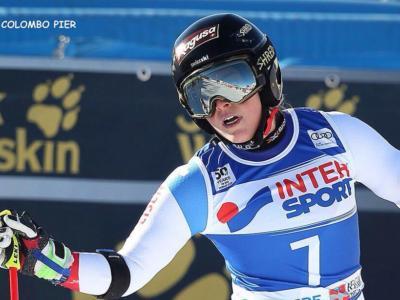Sci alpino, discesa femminile Val d'Isère: Lara Gut domina la prima prova, Goggia quarta