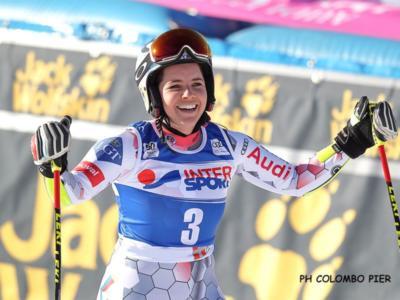 Sci Alpino, SuperG Lake Louise 2017: fulmine Tina Weirather! Vince davanti a Gut e Schmidhofer. Sesta Johanna Schnarf, nona Sofia Goggia