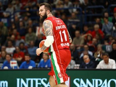 Basket, Playoff A1 2017: Trento prima semifinalista, Milano si porta sul 2-1
