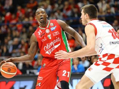 Basket, Eurolega 2016/2017: Milano crolla anche a Barcellona. Settimo ko di fila per l'Olimpia
