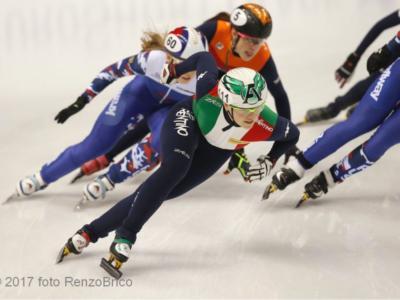 Arianna Fontana incoronata come miglior atleta delle Olimpiadi di PyeongChang 2018!