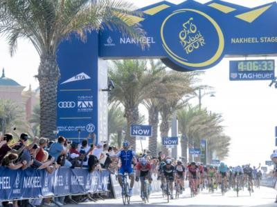 Dubai Tour 2018: programma, orari e tv. Le date della corsa a tappe negli Emirati