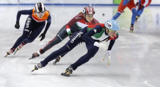 Short track, Coppa del Mondo Salt Lake City 2018: due quarti posti per Martina Valcepina nei 500 metri e la staffetta maschile nell'ultima giornata di gare
