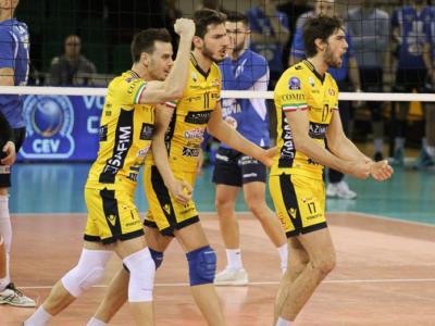 Volley, Champions League – Modena perde a Lubiana, ma vince il girone. Novità Swan Ngapeth, il fratello di Earvin è top scorer