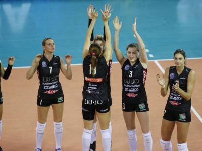 Volley, Champions League – Modena inarrestabile: affondato il Baku, primo posto nel girone