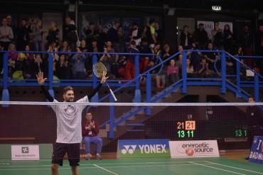 Badminton, Mondiali 2017: Rosario Maddaloni si ferma al secondo turno
