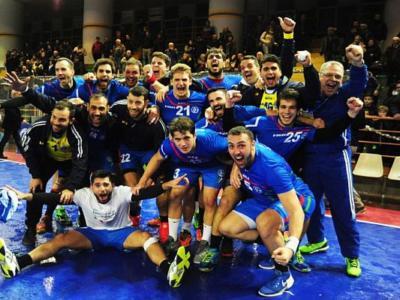 Pallamano, prima vittoria per l'Italia nel Torneo di Tbilisi. Finlandia battuta 35-28