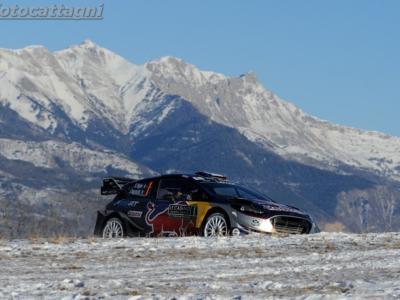 Rally Montecarlo 2017: vittoria finale di Ogier davanti a Latvala e Tanak. 18° Crugnola