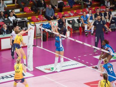 Volley femminile, Serie A1 – 18^ giornata, Conegliano vola a +7: Casalmaggiore posticipa, Busto ok con Diouf, Bergamo vince la battaglia di Monza
