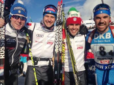 LIVE – Biathlon, Coppa del Mondo IN DIRETTA – Le staffette: la Francia trionfa tra gli uomini, Italia dodicesima. dominio Germania tra le donne, Italia quinta