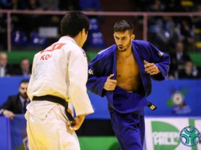 Judo, Europei 2018: Matteo Medves in finale per l'oro! Spazzato via il montenegrino Marko Gusic!