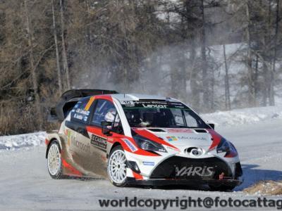 Rally di Svezia 2017: Jari-Matti Latvala vince la prima Prova Super Speciale e prende subito il comando